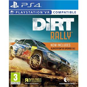 Spēle priekš PlayStation 4 VR, Dirt Rally