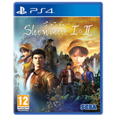 Spēle priekš PlayStation 4, Shenmue I & II