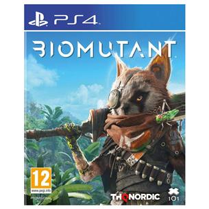 Spēle priekš PlayStation 4, Biomutant 9120080071316