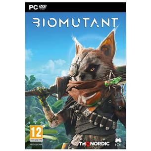 Spēle priekš PC, Biomutant