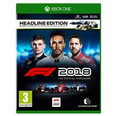 Spēle priekš Xbox One, F1 2018 Headline Edition
