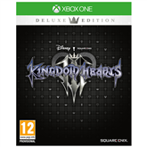 Spēle priekš Xbox One, Kingdom Hearts III Deluxe Edition