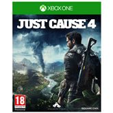 Spēle priekš Xbox One, Just Cause 4 Day One Edition