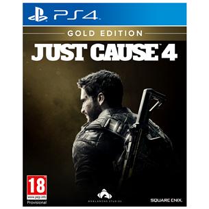 Spēle priekš PlayStation 4, Just Cause 4 Gold Edition