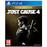 Spēle priekš PlayStation 4, Just Cause 4 Gold Edition