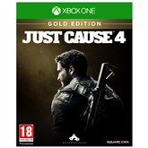 Spēle priekš Xbox One, Just Cause 4 Gold Edition