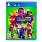 Spēle priekš PlayStation 4 LEGO DC Super Villains