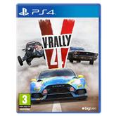 Spēle priekš PlayStation 4, V-Rally 4