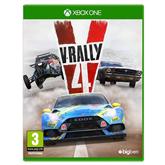 Spēle priekš Xbox One, V-Rally 4