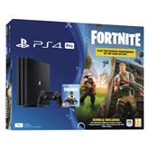 Spēļu konsole PlayStation 4 Pro, Sony / 1 TB + Fortnite Voucher