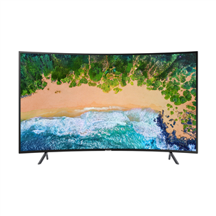 49 Ultra HD 4K Curved LED televizors, Samsung