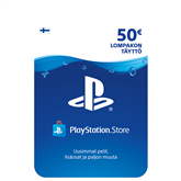 PlayStation Sony Network Live Card (€50)