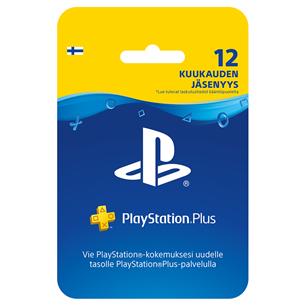 PlayStation Plus membership, Sony / 12 mēnešiem
