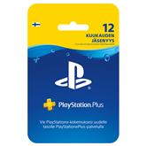 PlayStation Plus membership Sony (12 months)