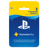 PlayStation Plus membership, Sony / 3 months
