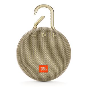 Portatīvais skaļrunis Clip 3, JBL
