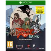 Игра для Xbox One, The Banner Saga Trilogy