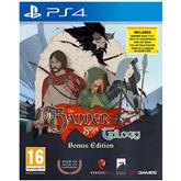 Игра для PlayStation 4, The Banner Saga Trilogy