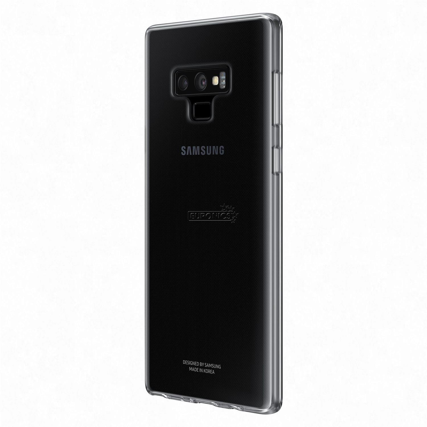 buy online 62e37 ff37b Samsung Galaxy Note 9 Clear Cover