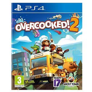 Spēle priekš PlayStation 4 Overcooked 2