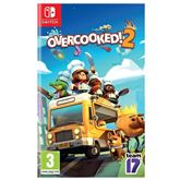Switch game Overcooked 2