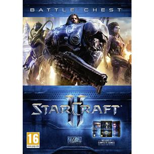 Spēle priekš PC, Starcraft 2 Battlechest