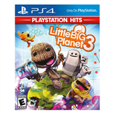 Spēle priekš PlayStation 4, Little Big Planet 3