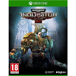 Spēle priekš Xbox One, Warhammer 40000: Inquisitor Martyr