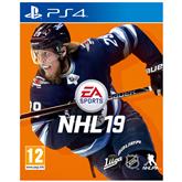 Spēle priekš PlayStation 4, NHL 19