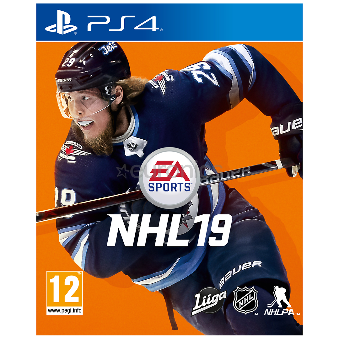 Ps4 Game Nhl 19 5030930121969