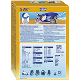 Putekļu maisiņš Micropor X351M, Swirl