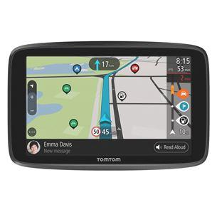 GPS navigācija GO Professional 6250, TomTom