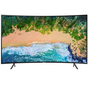 55 UHD 4K Curved Smart televizors, Samsung
