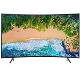 55 UHD 4K Curved Smart televizors, Samsung