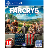 Spēle priekš PlayStation 4, Far Cry 5