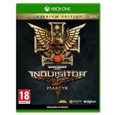 Spēle priekš Xbox One, Warhammer 40000: Inquisitor - Martyr Imperial Edition