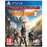 Spēle priekš PlayStation 4, Tom Clancys: The Division 2 Washington D.C. Edition