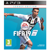 PS3 game FIFA 19 Legacy Edition