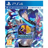 Spēle priekš PlayStation 4, Persona 3: Dancing in Moonlight