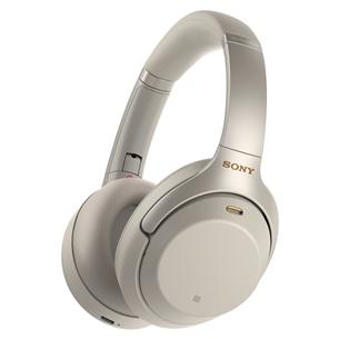Troksni slāpējošas bezvadu austiņas WH-1000XM3, Sony