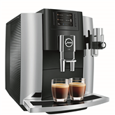 Espresso machine E8 Chrome 2018, JURA