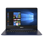 Ноутбук ZenBook UX430UA, Asus