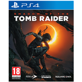 Игра для PlayStation 4, Shadow of the Tomb Raider