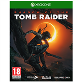 Xbox One game Shadow of the Tomb Raider