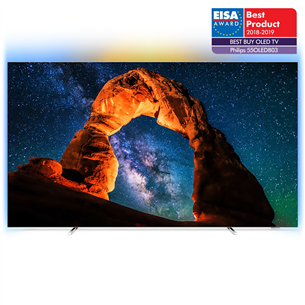 55 Ultra HD 4K OLED televizors, Philips