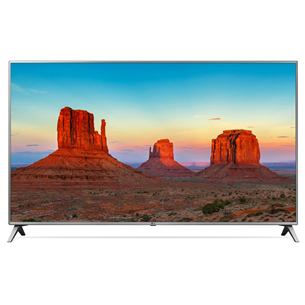 75 Ultra HD 4K LED televizors, LG
