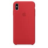 Силиконовый чехол для iPhone XS Max, Apple