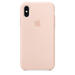 Silikona apvalks priekš iPhone XS, Apple
