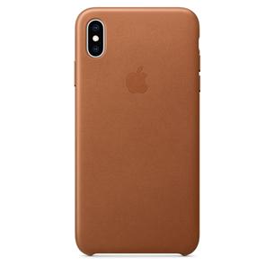 Ādas apvalks priekš iPhone XS Max, Apple
