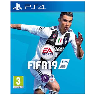 Spēle priekš PlayStation 4, FIFA 19